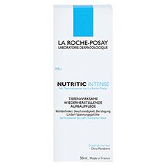 ROCHE-POSAY Nutritic Intense Creme 50 Milliliter - Vorderseite