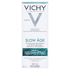 Vichy SLOW AGE Fluid + gratis Vichy Maske porenverfeinernd 50 Milliliter - Rückseite