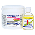 ARTHROSAMIN strong Kapseln + gratis VITAMIN E Öl 60 ml 270 Stück