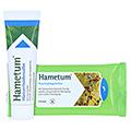 Hametum Hämorrhoidensalbe + gratis Hametum Feuchtpflegetücher 50 Gramm