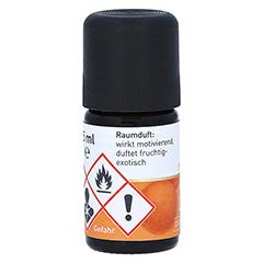 PRIMAVERA Gute Laune Duftmischung ätherisches Öl 5 Milliliter - Rechte Seite