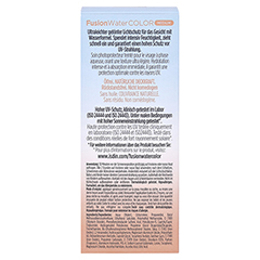 ISDIN Fotoprotector Fusion Water Color Emul.SPF 50 50 Milliliter - Rückseite