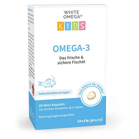 WHITE OMEGA Kids Weichkapseln 90 Stück