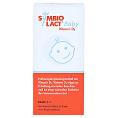 SYMBIOLACT Baby Vitamin D3 Tropfen 8 Milliliter - Vorderseite