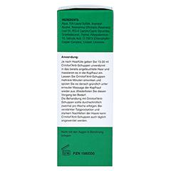 CRINITON Anti Schuppen Lösung 125 Milliliter - Linke Seite