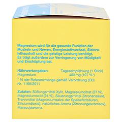 MAGNESIUM VERLA 400 Direkt-Granulat 50 Stück - Linke Seite