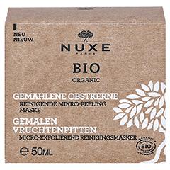 NUXE Bio reinigende Mikro-Peeling Maske 50 Milliliter - Vorderseite