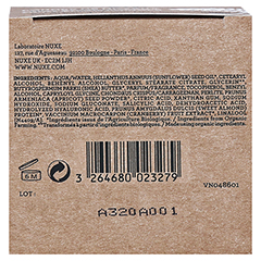 NUXE Bio reinigende Mikro-Peeling Maske 50 Milliliter - Unterseite