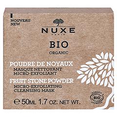 NUXE Bio reinigende Mikro-Peeling Maske 50 Milliliter - Rückseite