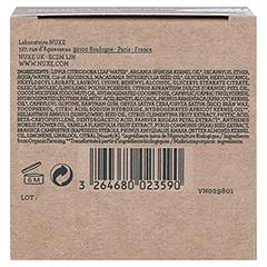 NUXE Bio reichhaltige Feuchtigkeitscreme 50 Milliliter - Unterseite