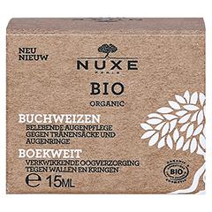 NUXE Bio Augenpflege gegen Tränens.und Aug. 15 Milliliter - Vorderseite