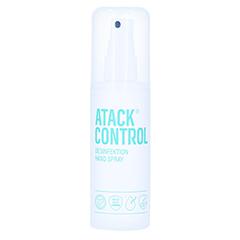 ATACK Control Desinfektion Hand Spray 100 Milliliter