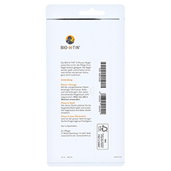 BIO-H-TIN Nagelpolierfeile 1 Stück - Rückseite