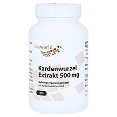 KARDENWURZEL 500 mg Kapseln 100 Stück