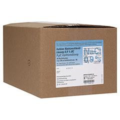 ISOTONE NaCl Lösung 0,9% BC Plastikfl.Inj.-Lsg. 10x100 Milliliter N2