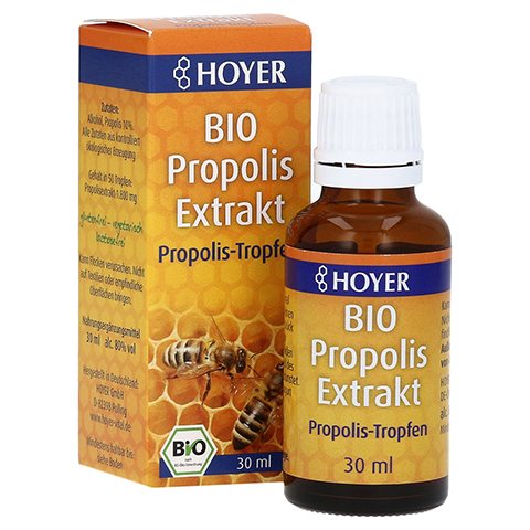 hoyer propolis extrakt bio tropfen 30 milliliter online bestellen medpex versandapotheke. Black Bedroom Furniture Sets. Home Design Ideas