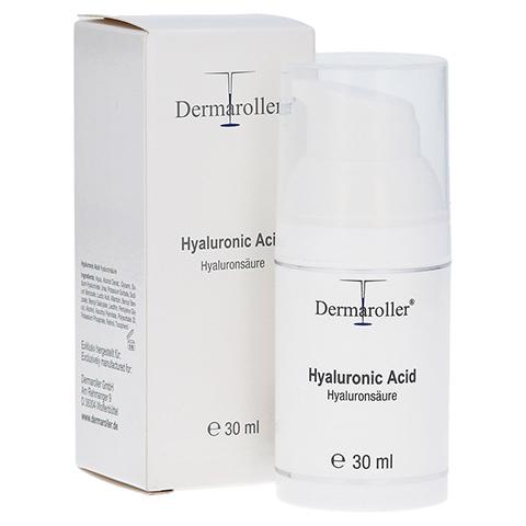 DERMAROLLER Hyaluronic Acid Hyaluronsäure Spender 30 Milliliter