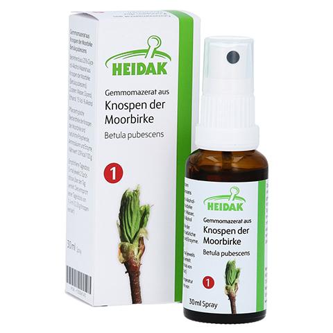 GEMMOMAZERAT Betula pubescens Spray 30 Milliliter