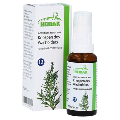 GEMMOMAZERAT Juniperus communis Spray 30 Milliliter