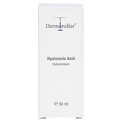 DERMAROLLER Hyaluronic Acid Hyaluronsäure Spender 30 Milliliter - Vorderseite