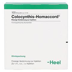 COLOCYNTHIS HOMACCORD Ampullen 100 Stück N3 - Vorderseite