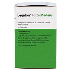 Legalon forte Madaus 180 Stück - Linke Seite