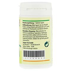 LYSIN 1000 mg+Vitamin C Tabletten 60 Stück - Linke Seite