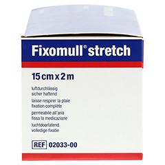 FIXOMULL stretch 15 cmx2 m CPC 1 Stück - Linke Seite
