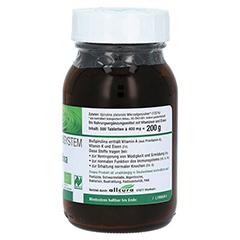 SPIRULINA BIO Tabletten 500 Stück - Linke Seite