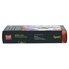 BORT EpiBasic Sport Bandage M schwarz 1 Stück - Linke Seite