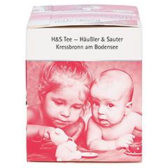 H&S Bio Durstlöschtee Baby- u.Kindertee Filterbtl. 20 Stück - Rechte Seite