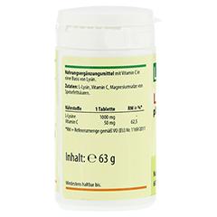 LYSIN 1000 mg+Vitamin C Tabletten 60 Stück - Rechte Seite