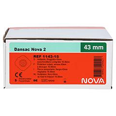 DANSAC Nova 2 Basispl.plan RR43 15-35mm 5 Stück - Rechte Seite