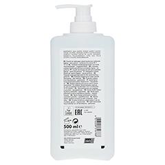 ESTESOL mild wash Hautreinigung flüssig 500 Milliliter - Rückseite