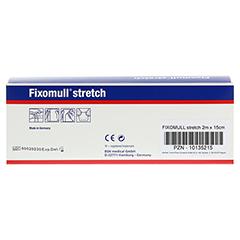 FIXOMULL stretch 15 cmx2 m CPC 1 Stück - Rückseite