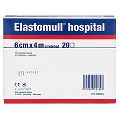 ELASTOMULL hospital 6 cmx4 m elast.Fixierb.weiß 20 Stück - Rückseite