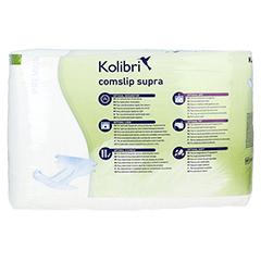 KOLIBRI comslip premium supra Gr.M 80-145 cm 28 Stück - Rückseite