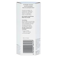 EUCERIN Anti-Age HYALURON-FILLER Serum Ampullen 5 Milliliter - Rückseite