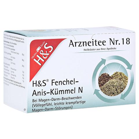 H&S Fenchel-Anis-Kümmel N 20x2.0 Gramm