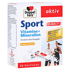 Doppelherz aktiv Sport Direkt Vitamine + Mineralien 20 Stück