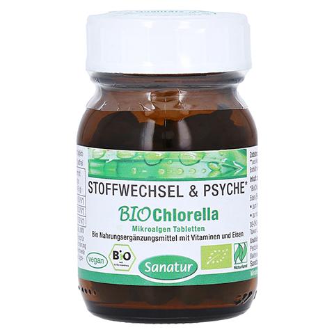 BIOCHLORELLA Mikroalgen Naturland Tabletten 100 Stück