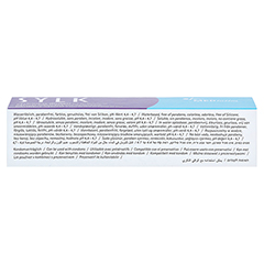 SYLK Natürliches Gleitgel 50 Milliliter - Oberseite