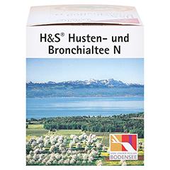 H&S Husten-und Bronchialtee N 20x2.0 Gramm - Rechte Seite