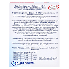 Doppelherz aktiv Magnesium + Calcium + D3 Direkt 20 Stück - Rückseite