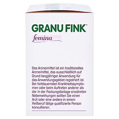 GRANU FINK femina 120 Stück - Linke Seite