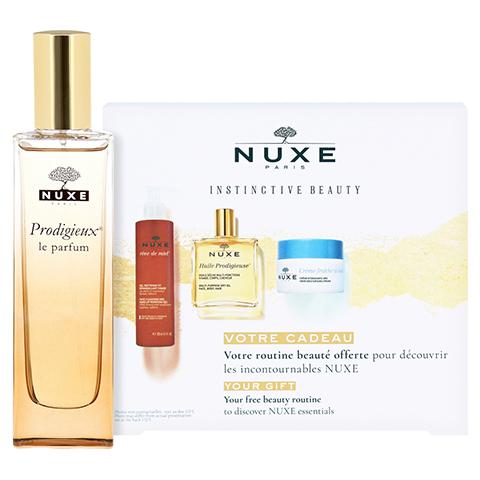 NUXE Prodigieux le Parfum Spray + gratis Nuxe Beauty Set 50 Milliliter