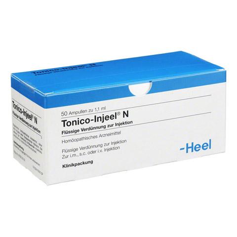 TONICO Injeel N Ampullen 50 Stück