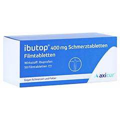 Ibutop 400mg Schmerztabletten 50 Stück