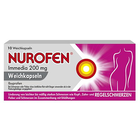 Nurofen 200 mg Schmelztabletten Lemon 24 Stück