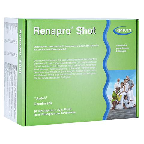 RENAPRO Shot Apfel flüssig 30x60 Milliliter
